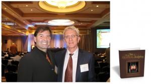 """Constantino Mendieta - автор книги """"Искусство ваяния ягодиц» (The art of gluteal sculpting) и Андрей Гурьянов. Чикаго, 2011."""