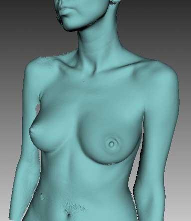Трехмерная модель пациента содержит всю пространственную информацию