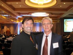 Constantino Mendieta - автор уникального метода увеличения ягодиц собственным жиром и знаменитой книги «The Art of Gluteal Sculpting» и Андрей Гурьянов. г.Чикаго