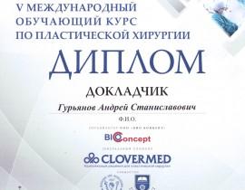 Андрей Гурьянов докладчик