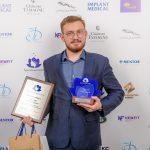 Роберт Гурьянов награжден премией